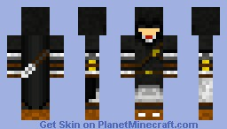Master Assassin Minecraft