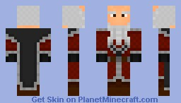 Balin (The Hobbit) Minecraft Skin