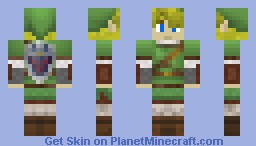 Link - The Legend of Zelda - Skyward sword