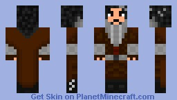 Bifur (The Hobbit) Minecraft Skin
