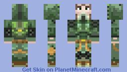 Drwal Minecraft Skin
