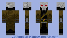 Evil Hunter Minecraft Skin