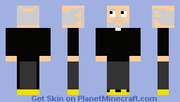 My Priest (Who happens to be openly homosexual and I am totally fine with it) Minecraft Skin