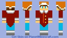 Newer masterinvader450 Minecraft Skin