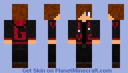 casual male Minecraft Skin