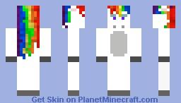 Unicorn Minecraft Skin