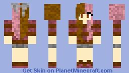 Sugarbun (Plain) Minecraft Skin
