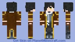 Lloyd Graye Minecraft Skin