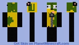 Rondom Gir Minecraft Skin