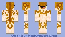 Derp Giraffe, For The Derp-Bot 5000 Minecraft Skin