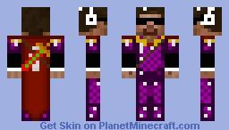 Mob Destroyer Minecraft Skin