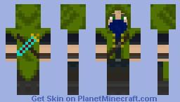 NAVY SKIN Minecraft Skin