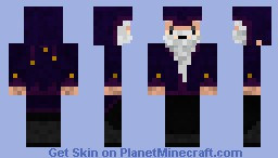 Wizzard Minecraft Skin
