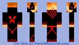 the dark boy..... Minecraft Skin