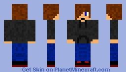 City Guy Minecraft Skin