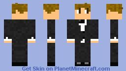 Patrick Jane (The Mentalist) Minecraft Skin