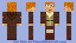 Jedi Minecraft Skin