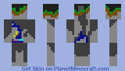 minecraft cave guy Minecraft Skin