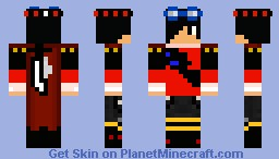 Skylord_Benjamin Minecraft Skin