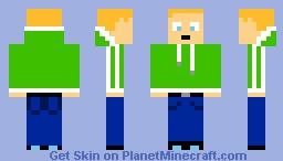 Boy LOL Minecraft Skin