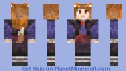 [Spice & Wolf] Holo Minecraft Skin