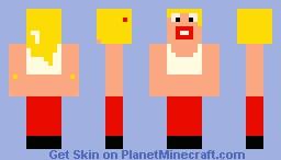 COD Black Ops Zombies Sarah Michelle Gellar Minecraft Skin