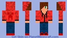 .~.Garçon.~. Minecraft Skin