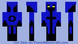 Death Guardian Minecraft Skin