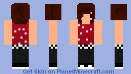 Vic Fuentes Minecraft Skin