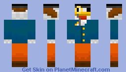 The Old Chicken 1.2 Minecraft Skin