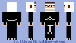 Archer Void Minecraft Skin