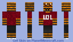 Lolcats Minecraft Skin