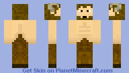 Pan The Greek God Of Nature (Gods Contest) Minecraft Skin