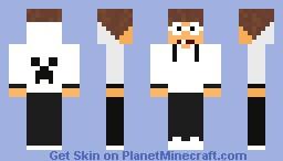 Jett (White) Minecraft Skin