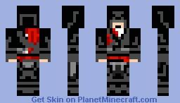 assasin creed:) Minecraft Skin