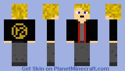 Peeta Mellark (Hunger Games) Minecraft