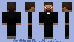 Priest Steve Minecraft
