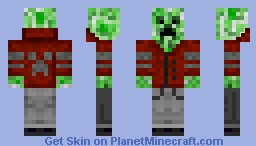 requested skin Minecraft Skin