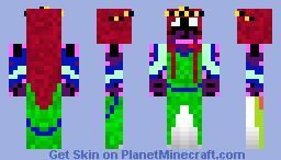 Kuledud3's Updated Skin Minecraft Skin
