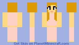 Prom Girl #4 Minecraft Skin