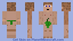 Guy with no pants! Minecraft Skin