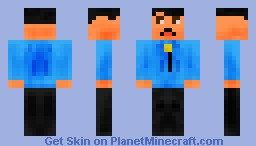 Pedro from Napoleon Dynamite (Better in preview) ((VOTE FOR PEDRO)) Minecraft Skin