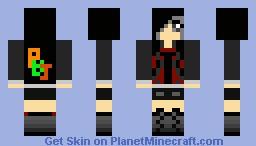 PRINCESSNENE4 PB&J Minecraft Skin