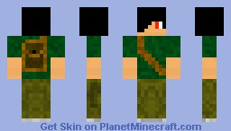 Survival Games Skin - Squideh