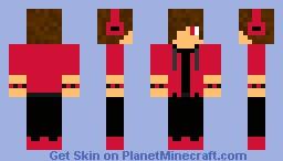 Shader Minecraft Skin