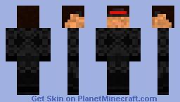 X-Men Cyclops Minecraft Skin