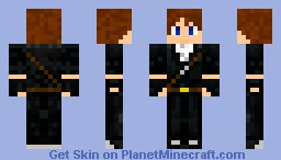 Barleye Minecraft Skin