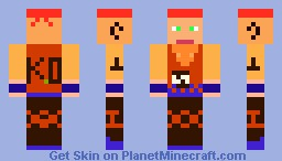 3 Minecraft Skin