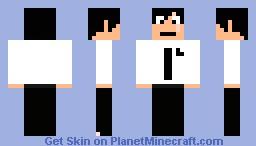 Al Pachino (ScarFace) Minecraft Skin