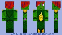 Young Sylvari Minecraft Skin